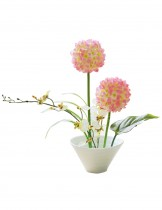 Dahlia Artificial Artificial Hydrangea Orchid Flower Arrangement Home Decoration