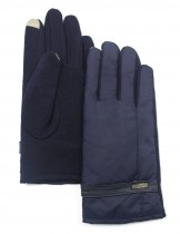 Dahlia Men's Touchscreen Gloves - Wrist Belt