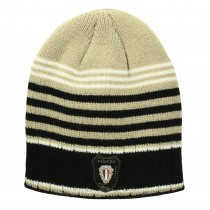 Acrylic Men's Fashion Colorful Stripes Knitted Beanie Cap Hat