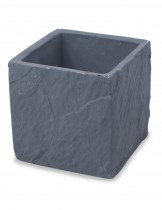 Dahlia Cement Cube Handmade Concrete Succulent Planter / Plant Pot / Flower Pot / Bonsai Pot